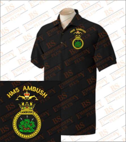 Ambush polo Hush ricamate Ambush Hush polo Camicie Camicie 48aqvwp