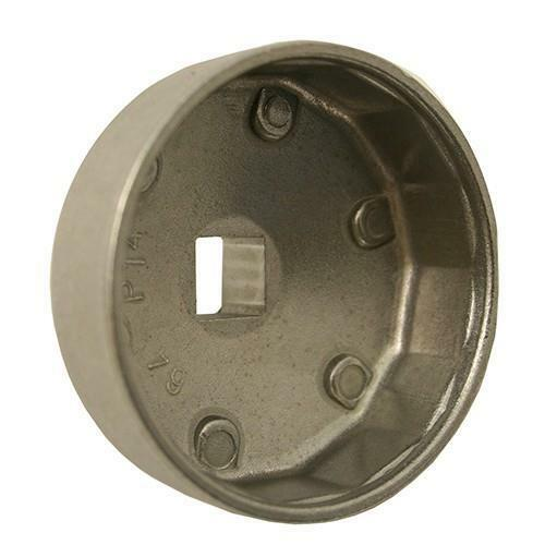 CTA Tools Die-Cast 74mm x 14  Oil Filter Wrench 2464
