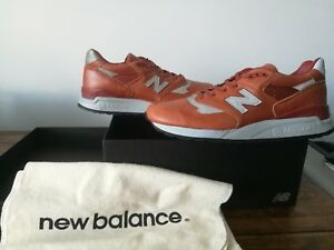 brand new 6bea7 51b06 Details about New Balance X Horween Men 998 Age of Exploration M998BESP  Made In USA Size 9,5