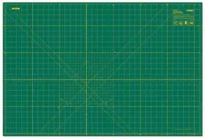 We stock the whole range! Genuine OLFA Self Healing Cutting Mat 90x60cm CM-A1