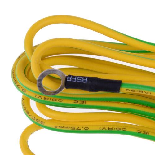 ESD Ground Socket Dual Banana Plug for Anti Static Wrist Strap Armband YEZY ZF
