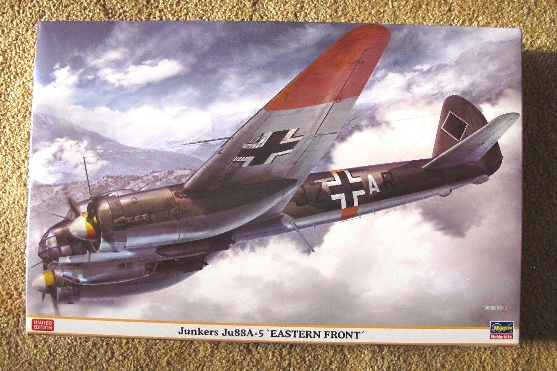 HASEGAWA Junkers Ju88A-5 EASTERN FRONT. 1 48th scale.