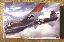 HASEGAWA Junkers Ju88A-5 EASTERN FRONT. 1:48th scale.