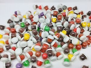 Vintage Gumball Totem Pole Toys Lot of 400 Vending Machine Charm in Capsule