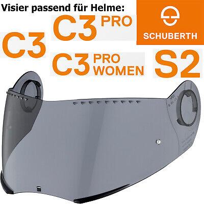 Visier Schuberth Helm Endurohelm E1  klar  Gr.60-65