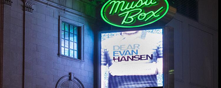 Dear Evan Hansen New York