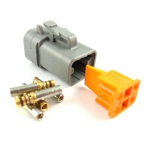 114017-ZZ 50 pcs Deutsch Sealing Plugs for DT DTP Series Connectors