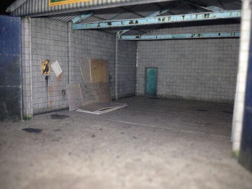 1:76 OO SCALE MODEL RAILWAY PRE-CUT WORKSHOP GARAGE SHED BARN OUTBUILDING