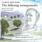 Carey Blyton: The Folksong Arrangements (CD, Jul-2008, Upbeat Jazz Records)