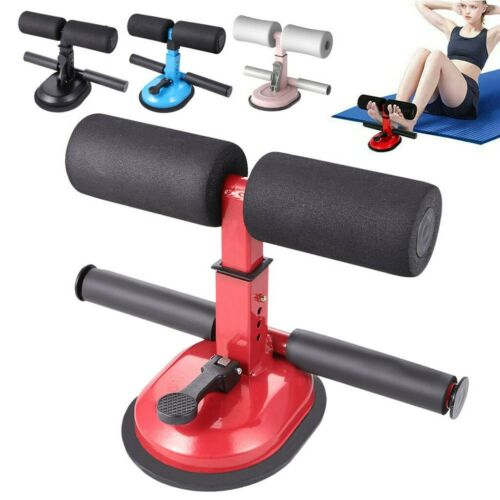 Fitness Sit Up Bar Assistant Gym Exercise Kit Resistance Workout Bench Equipment