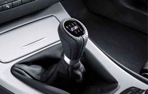 ORIGINALE BMW M Sport Pomello a siringa Pomello a siringa CORTO SHORT SHIFT 3er e90 e91 e92 e93
