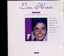 Lena Horne / Portrait Of A Song Stylist