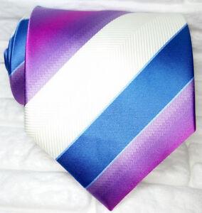 Cravatta-Uomo-100-seta-Made-in-Italy-multicolore-business-evento-informale
