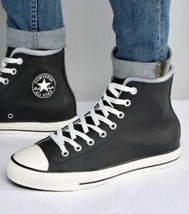 a9044698f40c New  Converse Chuck Taylor All Star Leather Shoes 153820C Men s Size ...
