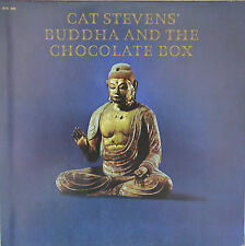 "Vinyle 33T Cat Stevens ""Buddha and the chocolate box"""