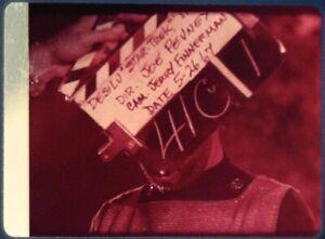 Star-Trek-TOS-35mm-Film-Clip-Slide-Friday-039-s-Child-Klingon-Clapper-Board-2-11-20