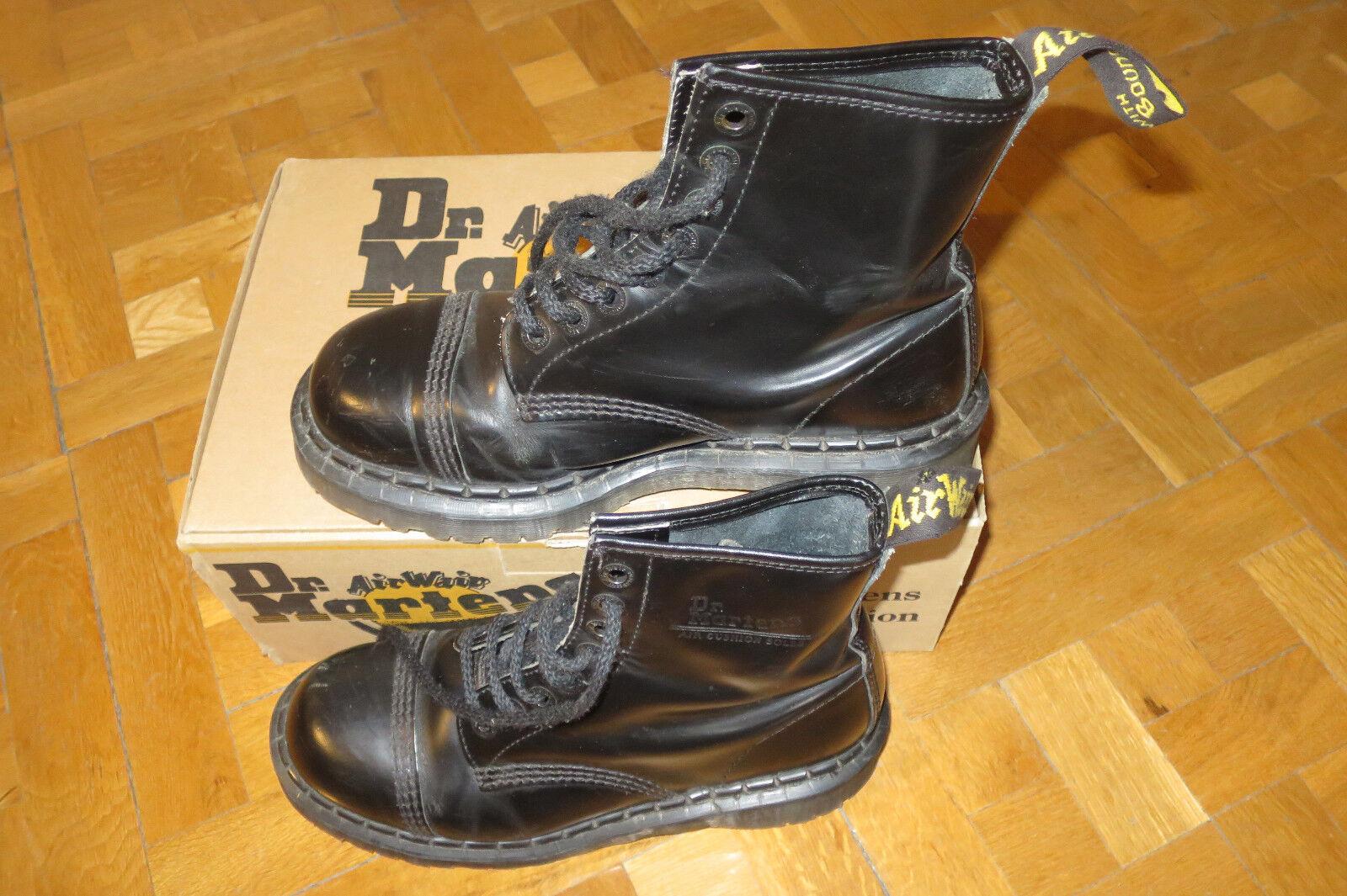 botas negras Dr Martens originales vintage