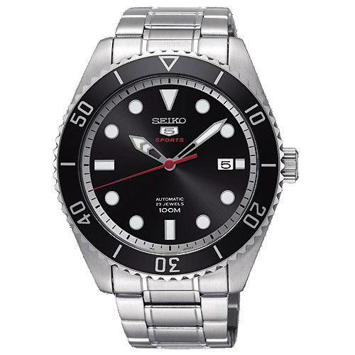 Seiko srpb91k1 reloj Neo Sports mecánico hombre