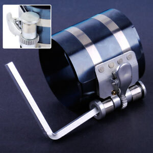 3inch Engine Piston Ring Compressor Tool Installer 53-175mm 3 inch to 6 inch Ratcheting
