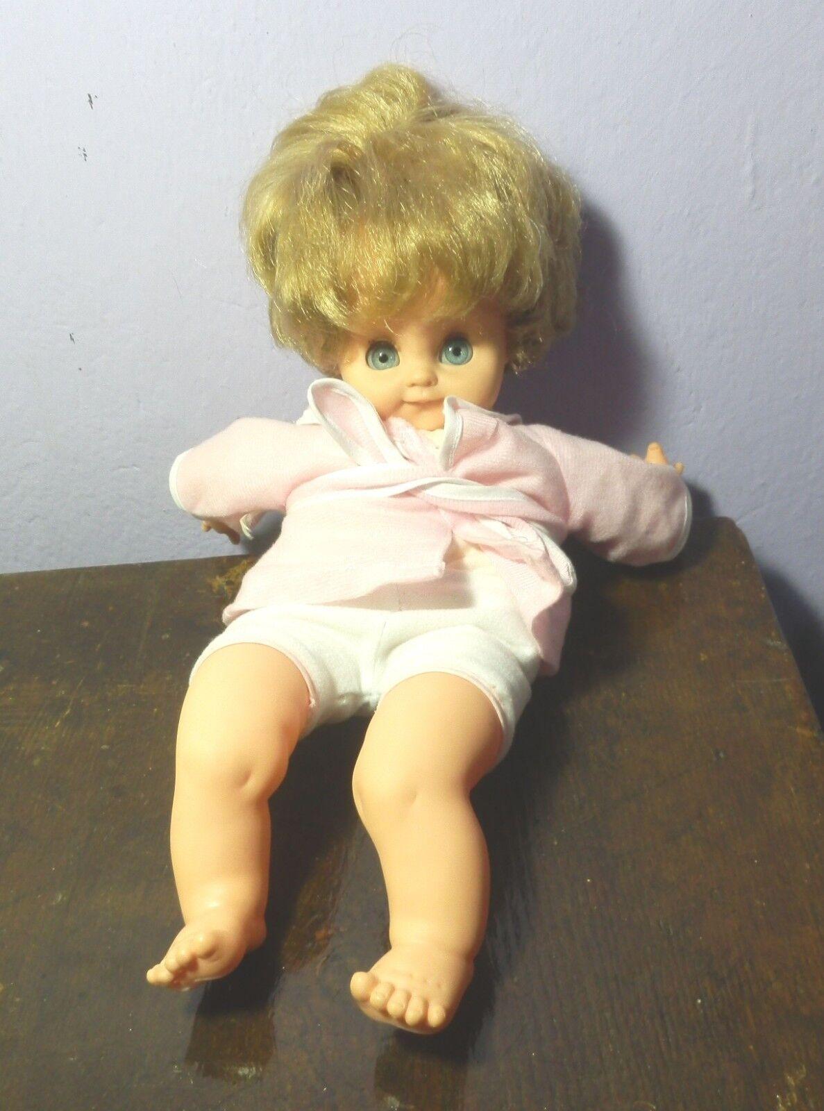 Bellissima e Rara bambola Ratti  doll poupee puppen Muneca Vintage antico
