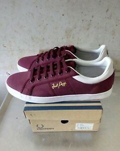 Sidespin Eu Box Port Fred Perry 45 Nouvelle Canvas Nuevo Og 0wO8vNmn