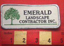 EMERALD LANDSCAPING CONTRACTOR INC. Patch ~ Park Ridge Illinois 68WG