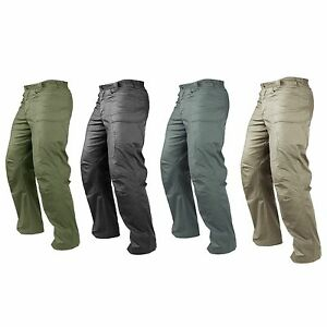 Fast Deliver Condor 610t Tactical Hunting Hiking Stealth Operator Ripstop Cargo Pocket Pants Comfortable Feel Sporting Goods
