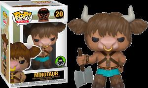 Minotaur-20-Myths-Funko-Pop-Vinyl-New-in-Box