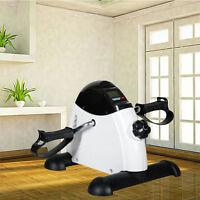 Mini Stepper Lightweight Pedal Exercise Bike Fitness Home Gym Cycle Leg Arm