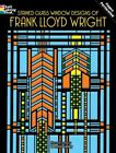 Dover Design Stained Glass Coloring Book: Stained Glass Window Designs of Frank Lloyd Wright by Dennis Casey (1997, Paperback)