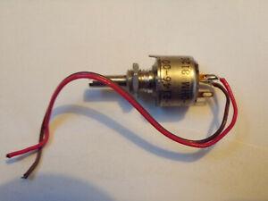 Tektronix 2235 oscilloscope Variable hold off potentiometer 311-2146-00 50Kohm