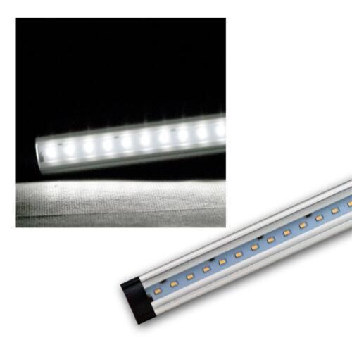 Leiste Leuchte Alu Lichtleiste 12V SMD LED Unterbauleuchte 50cm daylight 430lm