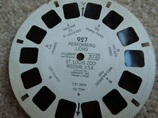 Single View-Master Reel Performing Lions Number 927 Sawyer's Inc. 1951