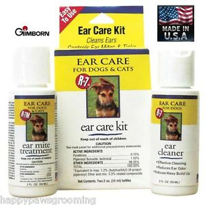 Natural Ear Wax Remover For Dogs
