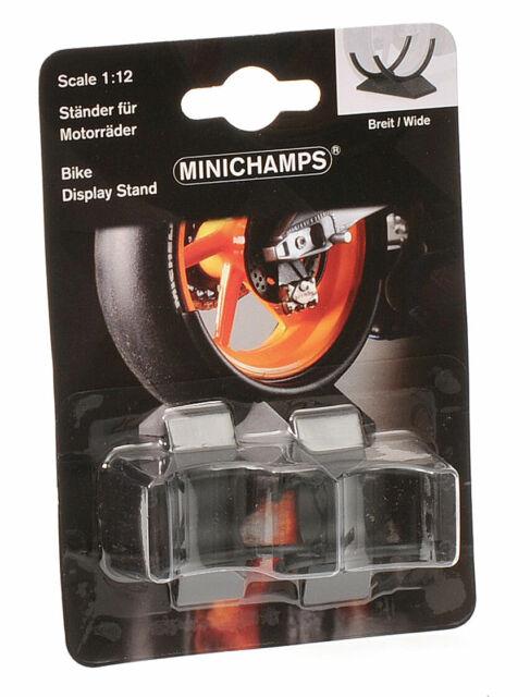 Minichamps 1/12 scale Motor Bike Model Stand Set for MotoGP Bike Replicas (Wide)
