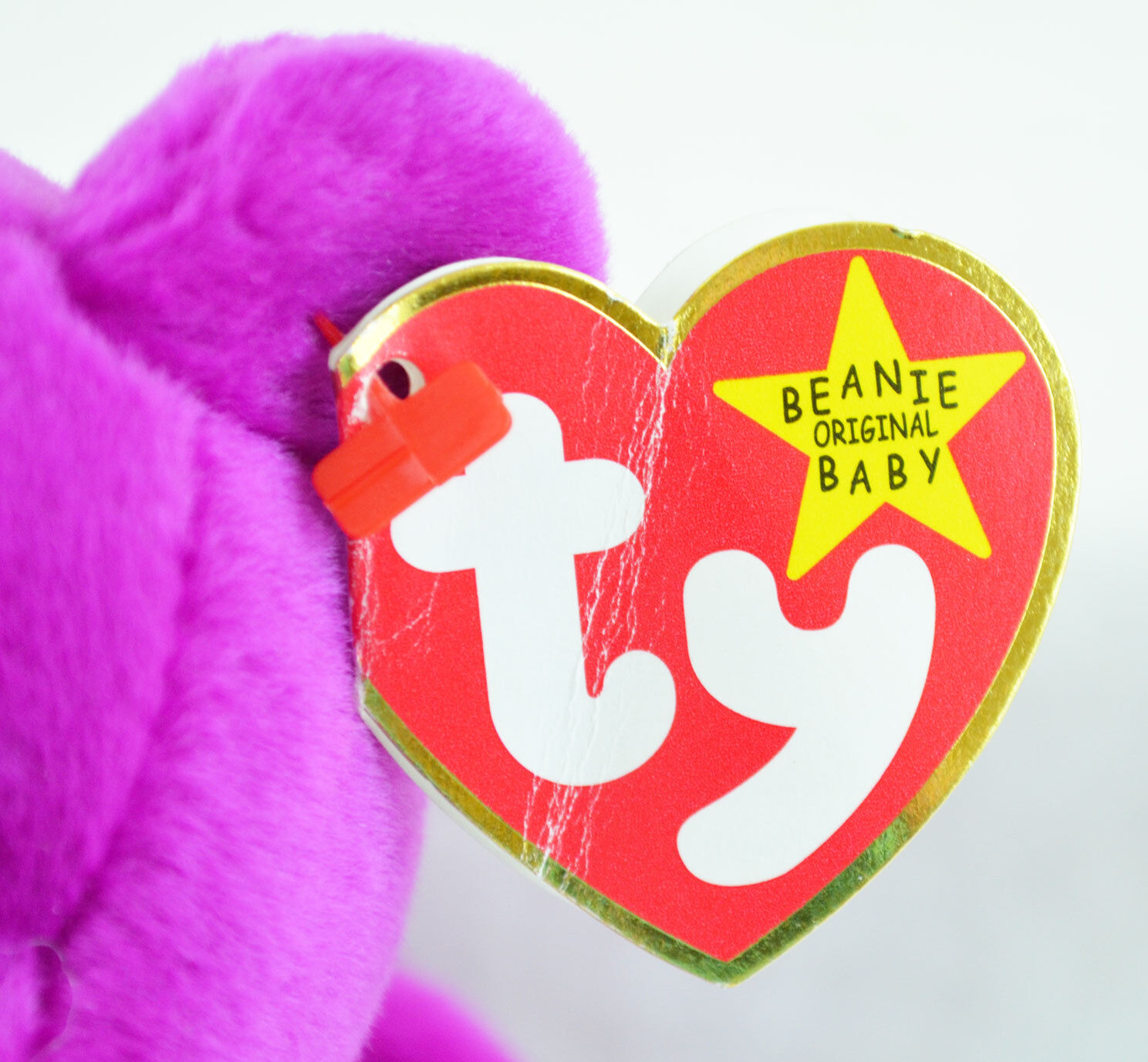 TY BEANIE BABIES  MILLENNIUM  BEAR Great Condition Condition Condition RETIRED Very Rare - 4 ERRORS 28ccff
