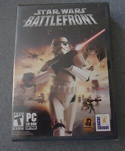 Star-Wars-Battlefront-PC-CD-ROM-WIN-98SE-ME-2000-XP-2004-NEW-ORIGINAL-PACKAGE