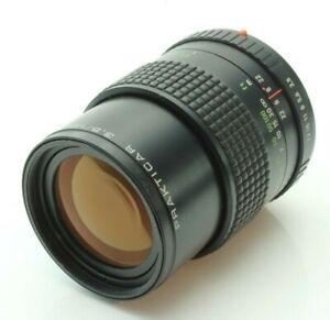 Prakticar-Carl-Zeiss-Jena-135mm-3-5-Telephoto-Camera-Lens-PB-Bayonet-Mount-15481
