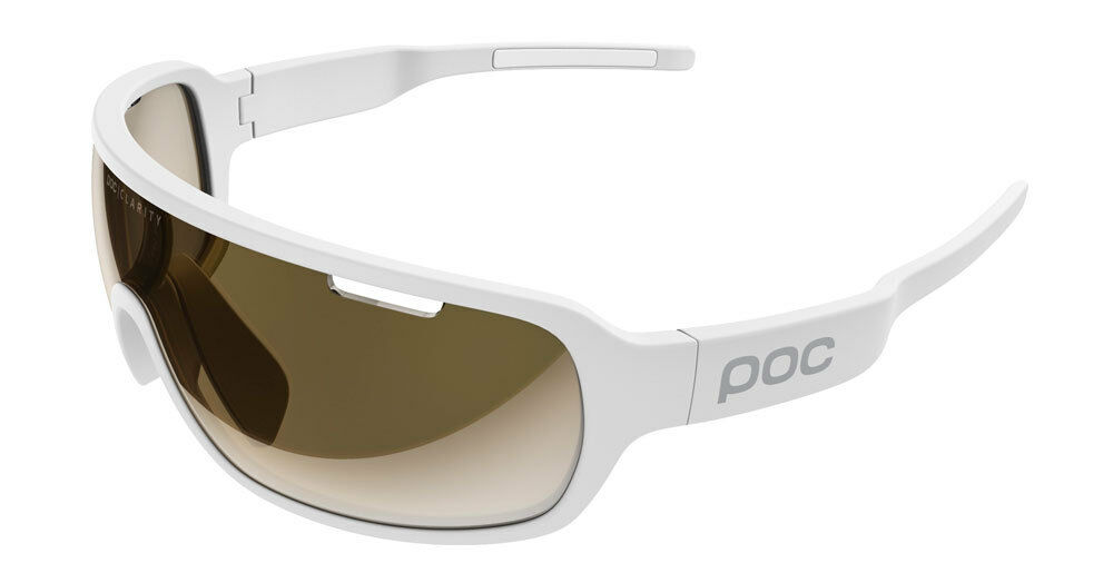 POC Do Blade Performance Sunglasses - Premium Carl Zeiss Shield Lens + Hard Case