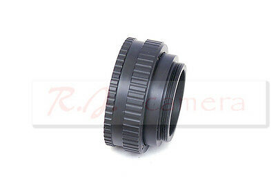 M42 male female Mount Focusing Helicoid Ring Adapter 13mm 24mm Extension tube