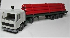 Wiking-1-87-volvo-fl-10-gastransportsattelzug-OVP-787-grauweiss