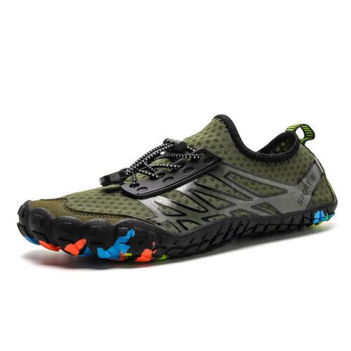 Mens Womens Aqua Boots Beach Water Shoes Surf Wetsuit Sandals Sports Swim Shoes