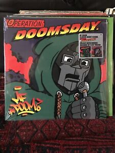 Operation-Doomsday-by-MF-Doom-Vinyl-Oct-2016-Metal-Face-Records-NEW-SEALED
