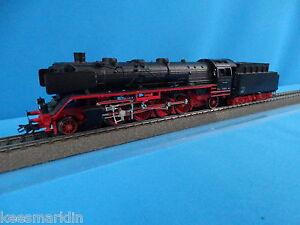 Marklin-3082-DB-Locomotive-with-Tender-Br-41-Black-vers-30-DELTA