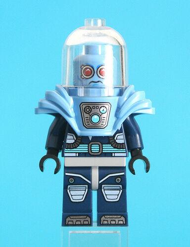 Mr Freeze LEGO Minifigure Genuine Minifig from Set 70901