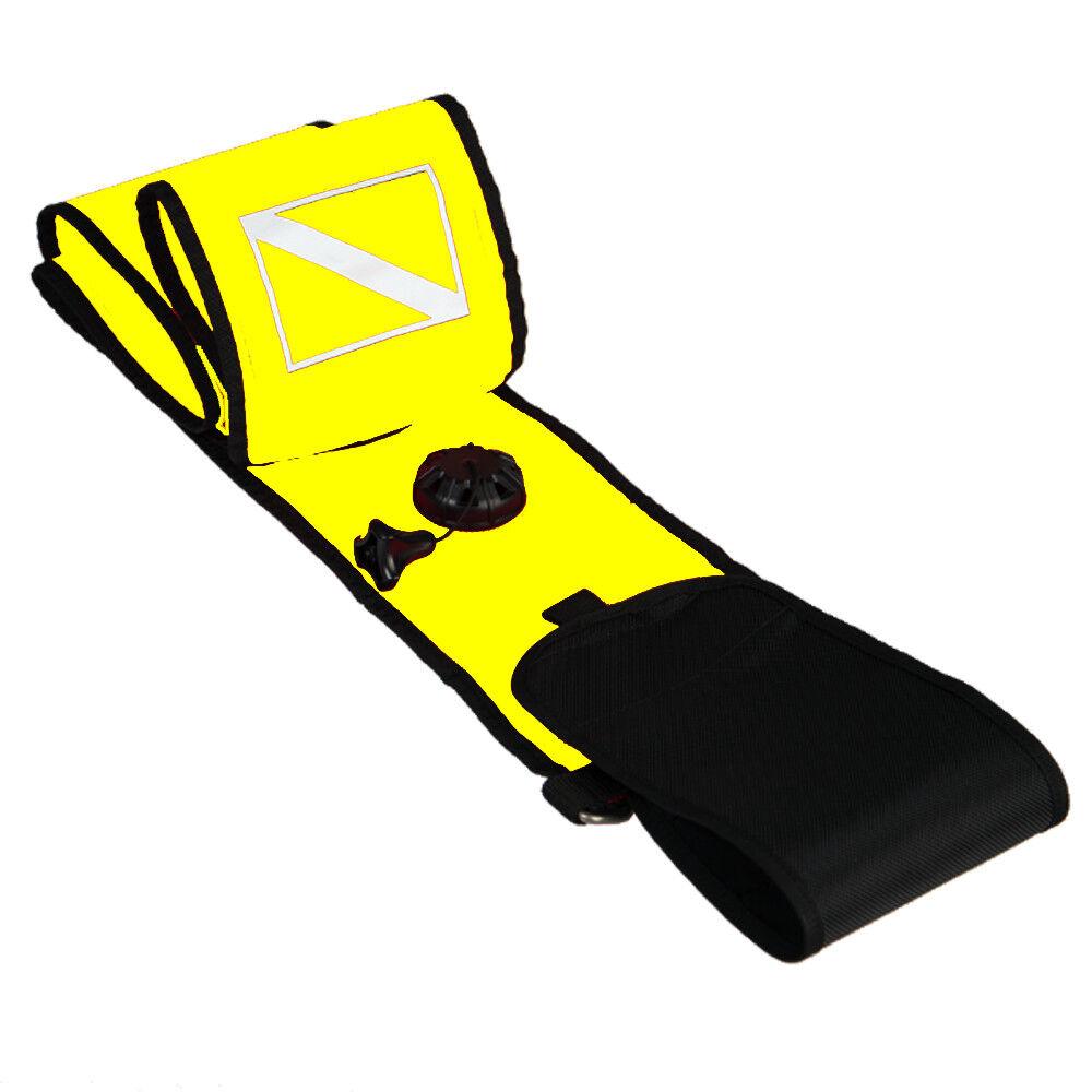 Tauchsportgreenretungen - Tec Buoy pro - 146 cm - Neon  Yellow  clearance
