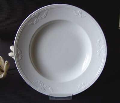 V/&B ARCO WEISS  Suppenteller 24 cm gut bis sehr gut VILLEROY/&BOCH mehr