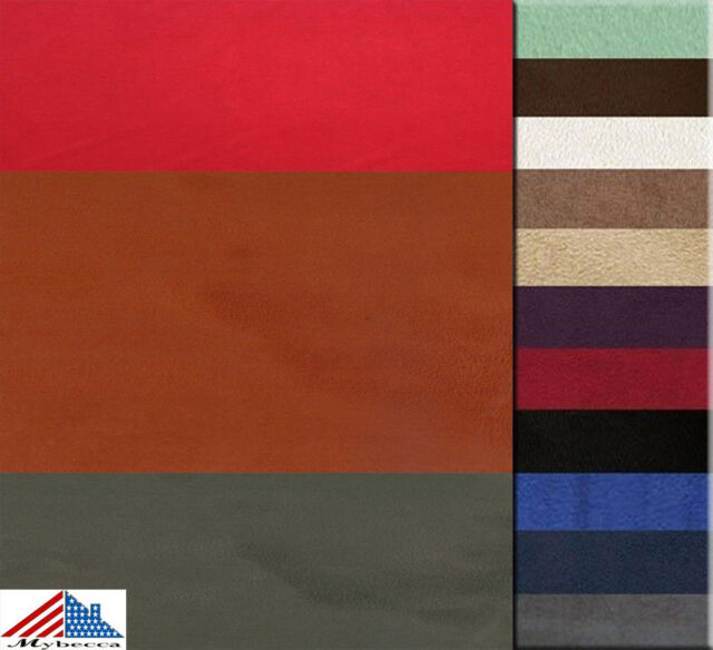 """Micro Passion Suede BLACK 60 Upholstery Fabric 58/"""" Wide BTY"""