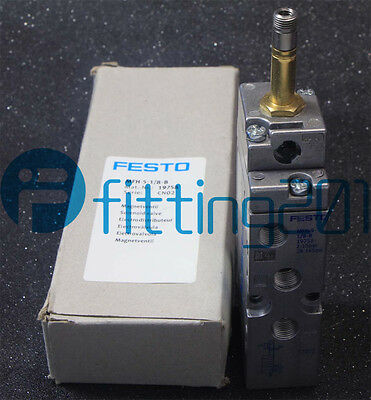 1PCS FESTO NEW MFH-5-1//8-B 19758 NEW IN BOX