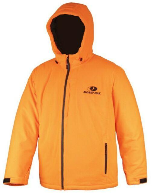 Wildfowler 910 Outfitter Mens Waterproof Parka Blaze Orange Medium